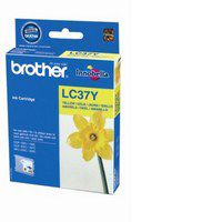 MỰC IN BROTHER LC37 YELLOW INK CARTRIDGE