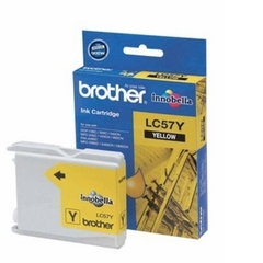 MỰC IN BROTHER LC57 YELLOW INK CARTRIDGE