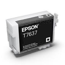 MỰC IN PHUN EPSON C13T763700 LIGHT BLACK