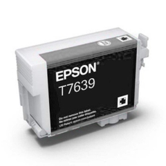 MỰC IN PHUN EPSON C13T763900 LIGHT LIGHT BLACK