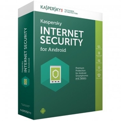 Phần mềm Kaspersky Internet Security for Android
