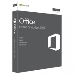 Phần mềm Office Mac Home Student 2016 English APAC EM Medialess P2 (GZA-00980)