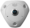 Camera IP HDS-792FI-360P Camera IP Fisheye