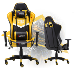 Ghế Gaming Onchair Zero Yellow