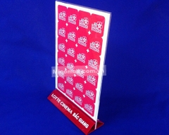 KM-2509​ Double Sided Freestanding Sign & Menu & Poster Holder