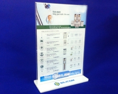 KM-13112​ Double Sided Freestanding Sign & Menu & Poster Holder