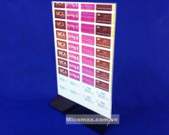 KM-3010​ Double Sided Freestanding Sign & Menu & Poster Holder