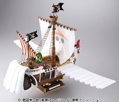 Lắp ghép Thuyền One Piece Merry Flying