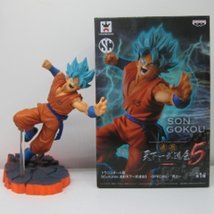 Dragon Ball Super Saiya Blue