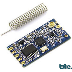 433Mhz Wireless Serial Transceiver Module - 1km
