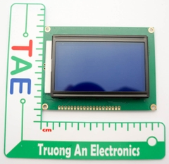 LCD Graphic 128x64 xanh lá ( 128x64 Graphic LCD)