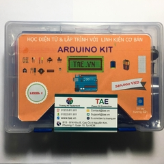 Arduino Starter Kit Level 1 Dùng Arduino Uno R3