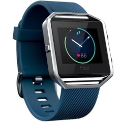 Fitbit Blaze Smart Fitness Watch - Blue