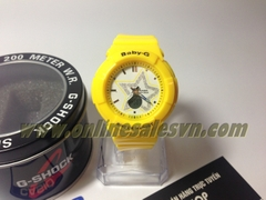 BABY-G BGD-130 New 2014 ( Yellow )