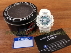 BABY-G BA-110 New 2014 ( Full White )