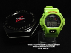 G-SHOCK DW-6900 GREEN