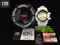 G-SHOCK GBA-400 FULL WHITE - NEW 2015
