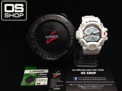G-SHOCK GW-9400 FULL WHITE - NEW 2015