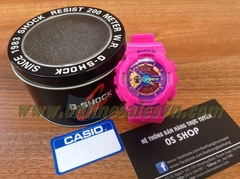 BABY-G BA-110 New 2014 ( Pink )