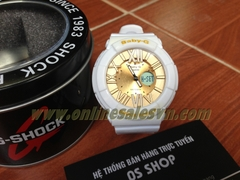 BABY-G BGA-133 Ver.2 Super Fake ( Gold White )