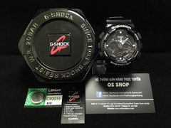 G-SHOCK GA-120 Full Black
