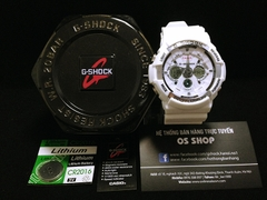 G-SHOCK GA-200 FULL WHITE