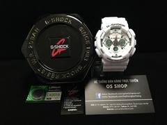 G-SHOCK GA-120 Full White
