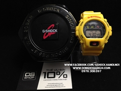 G-SHOCK DW-6900 YELLOW