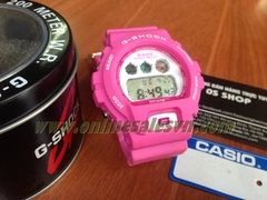 G-SHOCK DW-6900 BAPE Version 2014 ( Pink )