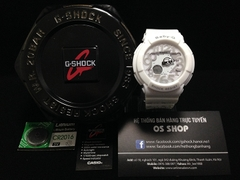 BABY-G BGA-133 V1 FULL WHITE
