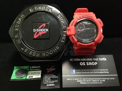 G-SHOCK GW-9300S RED ( LED 7 MÀU )