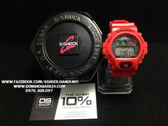 G-SHOCK DW-6900 RED