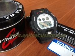 G-SHOCK DW-6900 BAPE Version 2014 ( Black )