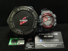 G-SHOCK GW-9300 BLACK RED