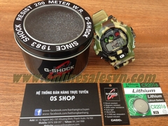 G-SHOCK DW-6900 Camo New 2015 ( DW-6900 Camo1 )