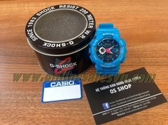 BABY-G BA-110 New 2014 ( Blue )