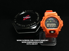 G-SHOCK DW-6900 ORANGE