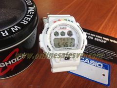 G-SHOCK DW-6900 BAPE Version 2014 ( White )
