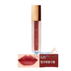 A25 Đỏ đất ánh hồng Son Black Rouge Air Fit Velvet Tint Version 5