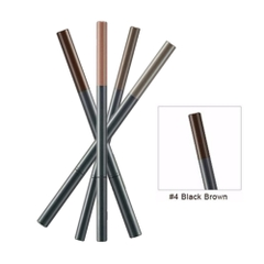 Chì Kẻ Chân Mày The Face Shop Designing Eyebrow Pencil No.04 Black Brown