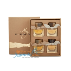 Set nước Hoa Gift Mini Burberry My Burberry