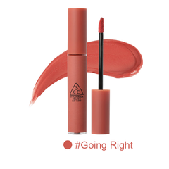 SON 3CE VELVET LIP STICK TINT - GOING RIGHT - CAM HỒNG ĐẤT