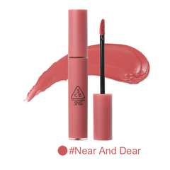 SON 3CE VELVET LIP TINT - MÀU NEAR AND DEAR HỒNG ĐẤT