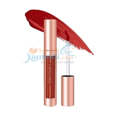 Son Kem Lì ChouChou Matt Lip Color #306 Peach Caramel (Đỏ Coffee)