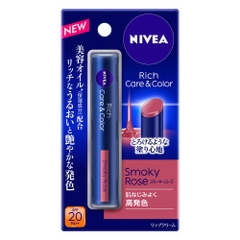 Nivea Rich Care & Color SPF 20 #Smokey Rose