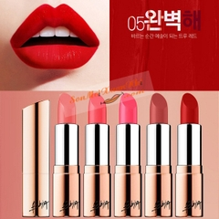 Son Bbia hồng 05 Flawless Red Last Rouge Love Series