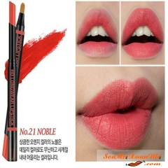 Son HD màu 21 NOBLE Longwear Lipstick