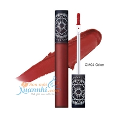 CM04 Cam Nâu - Son kem lì Black Rouge Cream Matt Rouge