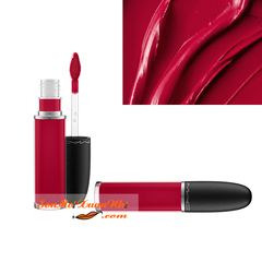 Son kem MAC Dance With Me - Retro Matte Liquid Lipcolour