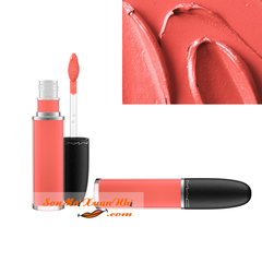 Son kem MAC Rich and Restless - Retro Matte Liquid Lipcolour